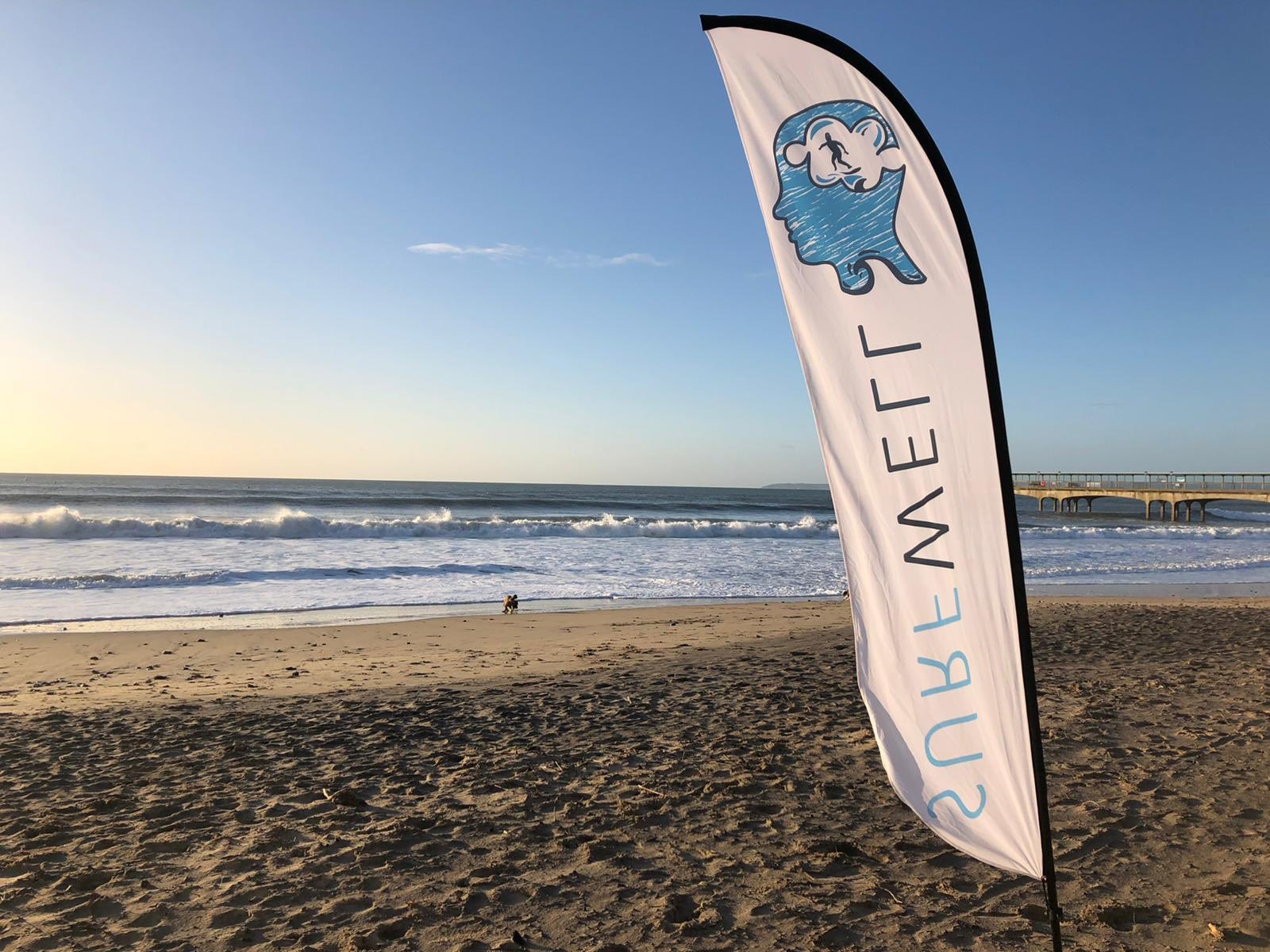 Want to improve your wellbeing through surfing?