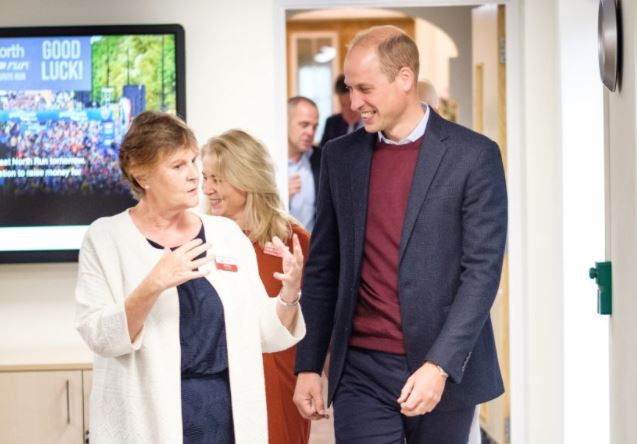 HRH Duke of Cambridge hosts first Emergency Responder Senior Leader Board