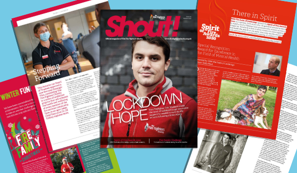 Shout! Magazine Winter 2020 is out now