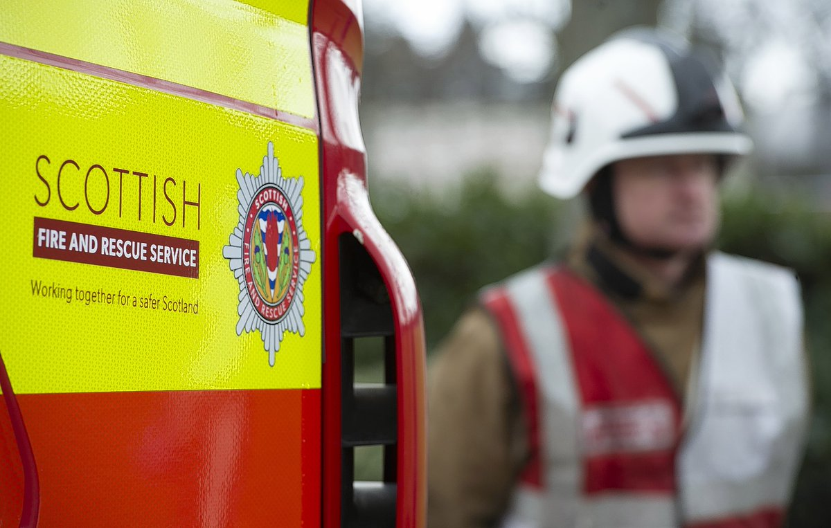 A mental health 'lifeline' for Scottish first responders