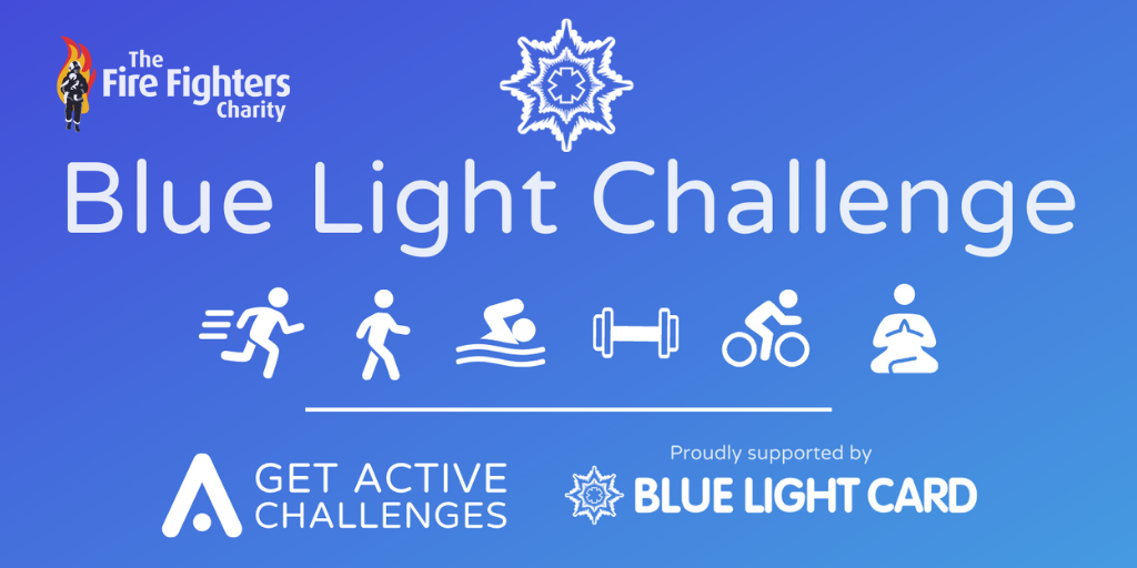 Blue Light Get Active Challenge