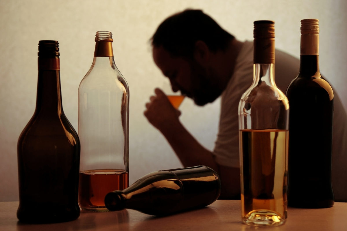 The impact of alcohol on our mental health