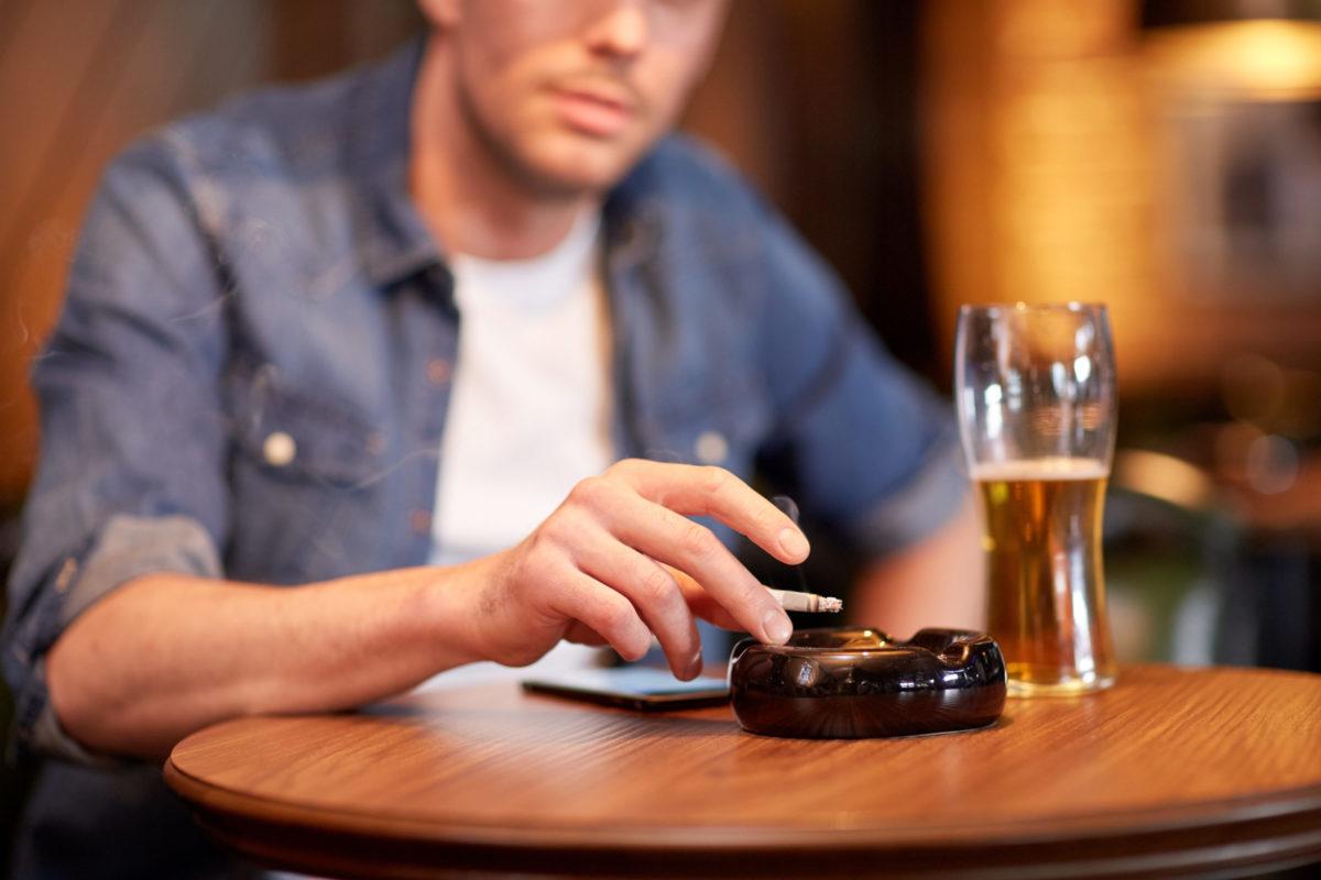 Alcohol & smoking