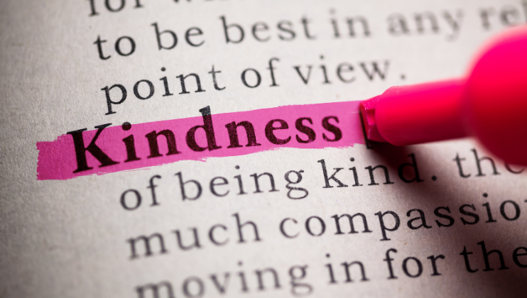 Ten random acts of kindness