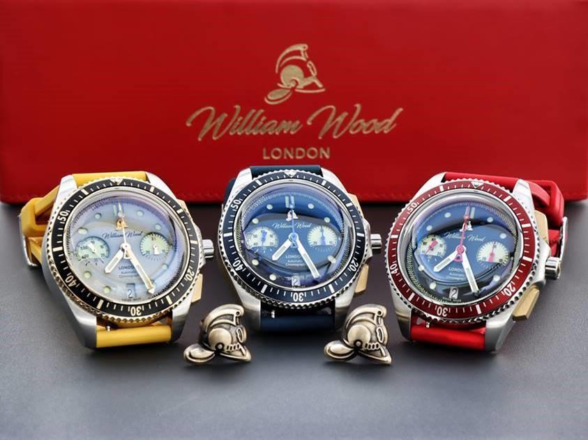 triumph watches