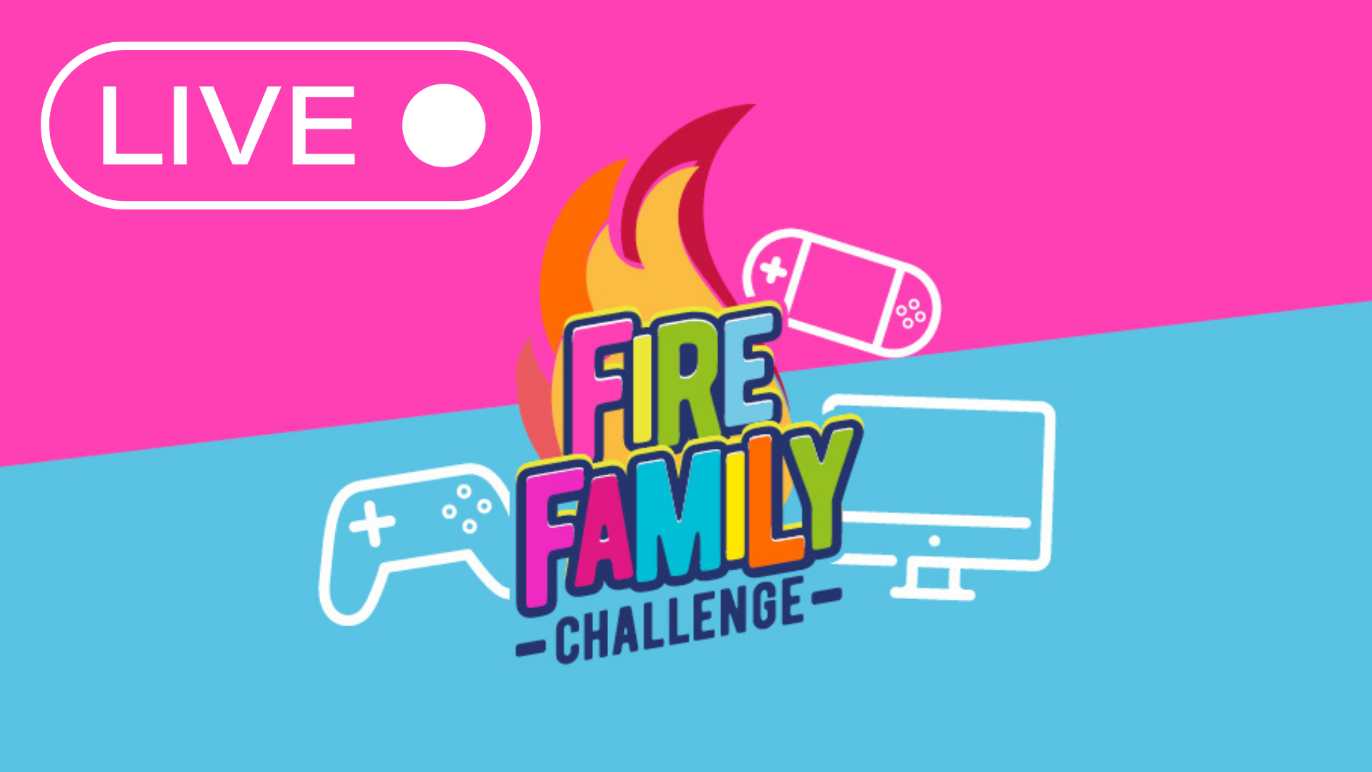 Fire Family Challenge Livestream Feature