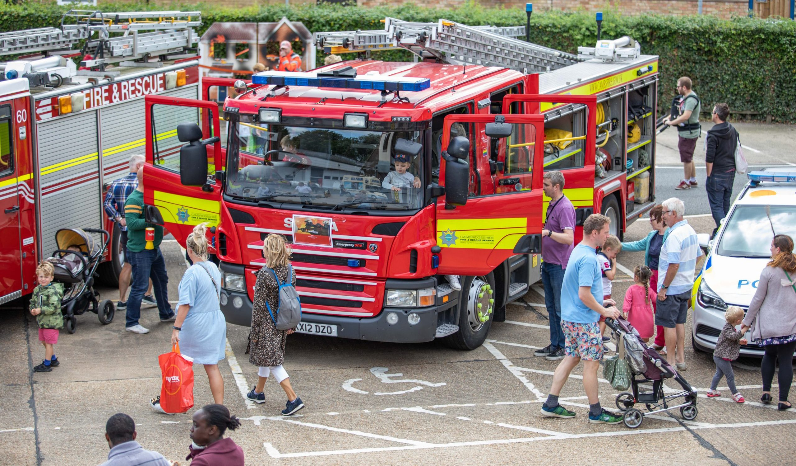 Huntingdon Fire Station Open Day 2019