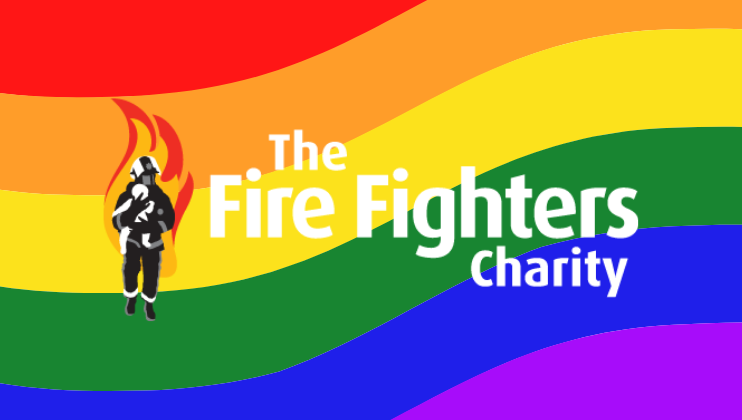 Fire service community mark Pride Month 2021