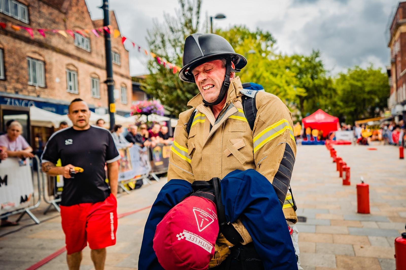 British Firefighter Challenge