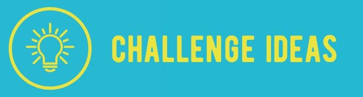 1. Choose your challenge