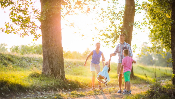 Summer activities to enjoy with the family