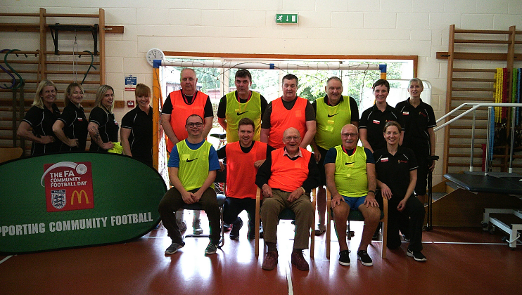 How Walking Football boosts physical and mental wellbeing