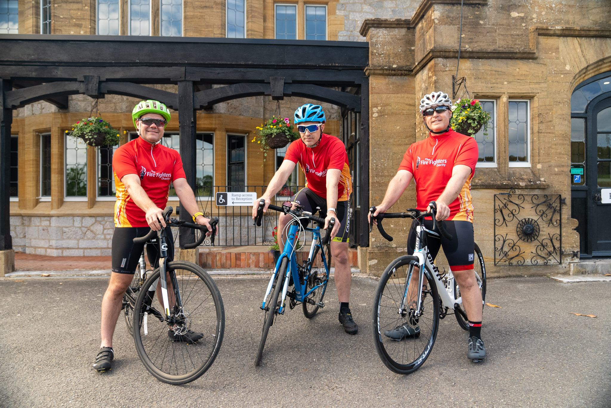Team spread powerful message as they take on The Longest Ride
