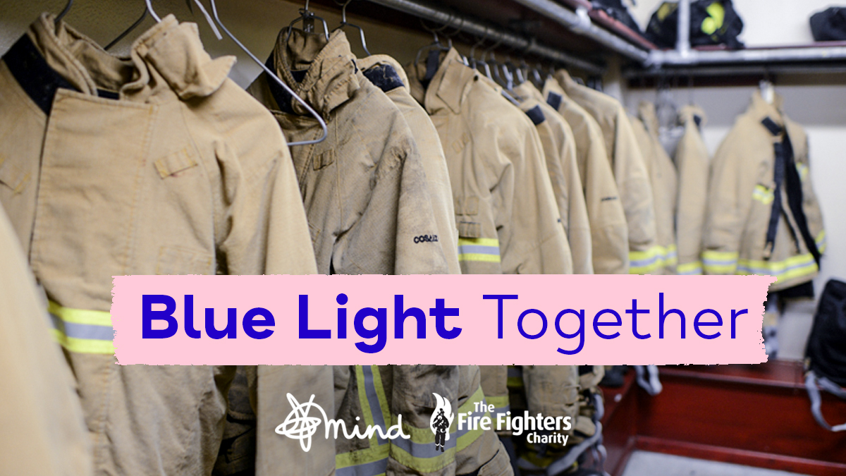 New mental health hub Blue Light Together launches