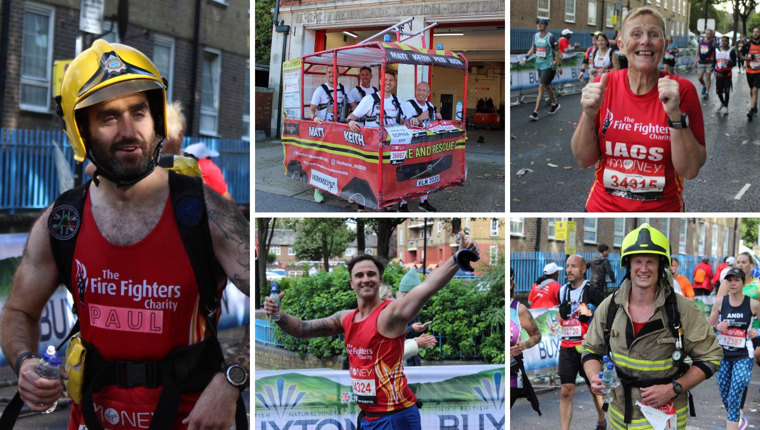 London Marathon 2021 – Highlights
